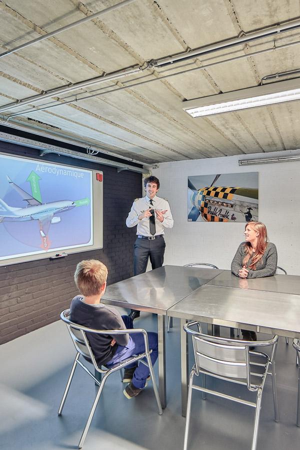Europese Flight Simulator is ook: